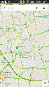 Google Maps - Traffic History