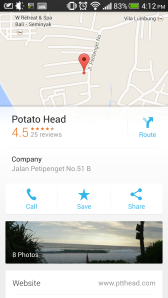 Google Maps - Places